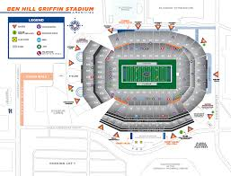 72 Prototypical Florida Gators Stadium Seating