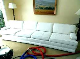 how to clean white leather sofa couch stain steam cl