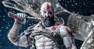 <b>NECA</b> Kratos <b>God of</b> War 4 (2018) In-Hand Gallery! - The Toyark ...