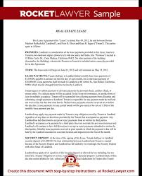 Real Estate Renting Real Estate Rental Agreement Template Free Printable Lease Agreement