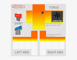 Roblox Templete Share This Post Aesthetic Roblox Shirt Template Transparent Png