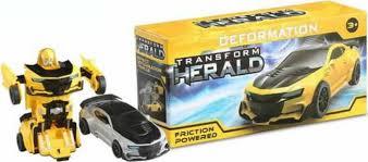 Купить <b>Робот</b>-<b>трансформер Junfa</b> toys 333-3A в интернет ...