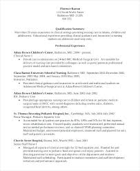 School Nurse Resume Objective Surgical Nurse Practitioner Resume Example Student Nurse Resume 96