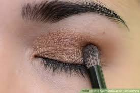 image led apply makeup for homeing step 9