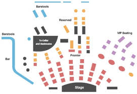 City Winery Seating Chart New York City Winery Tickets And New York City Winery