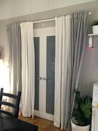 sliding door curtain rod good patio door curtain rods and best patio door curtains ideas on sliding door sliding doors curtains patio door double curtain