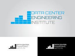 Data Center Logo Design Masculine Serious Industry Logo Design For Data Center