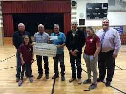 Burwell Public Schools - Burwell Elementary Raises Money for Agriculture