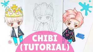 anime chibi drawing tutorial. Plain Drawing Getting A Little More Technical We Have This Lengthier Guide To Chibi  Drawing In Anime Chibi Drawing Tutorial O
