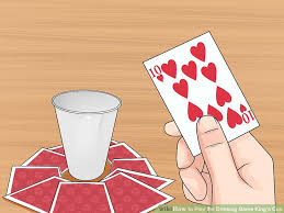 image titled play the drinking game king s cup step 6