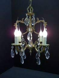 antique chandelier made in spain best vintage antique lighting images on antique for stylish home crystal