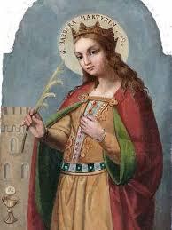 Heilige Barbara – KiwiThek