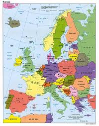 europe maps  perrycastañeda map collection  ut library online