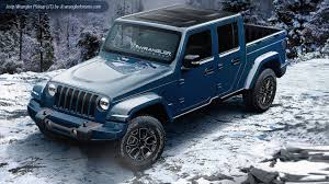 2018 jeep military. delighful military 2018 jeep wrangler pickup truck rendering intended jeep military j