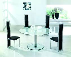 modern glass dining room table medium size of dinning for dinner table glass top dining sets