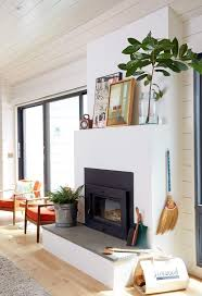 Living Room With Fireplace Decorating 17 Best Ideas About Modern Fireplace Decor On Pinterest Modern