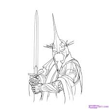 Small Picture Lord of the rings Coloring Pages Bing images LOTR Quilt Ideas