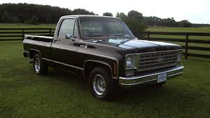 1976 Chevrolet Scottsdale Pickup | W283 | Kissimmee 2015