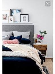 Navy Blue And Grey Bedroom Ideas Awesome Grey And Blue Decor With Yello Pop  Of Color