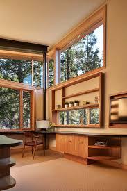 study built ins coronado contemporary home office. Mazama-House-FINNE-Architects-17 Study Built Ins Coronado Contemporary Home Office D