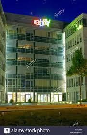 ebay corporate office. Kleinmachnow - Firmengebaeude From Ebay Evening Stock Image Corporate Office G