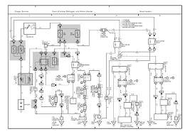 repair guides overall electrical wiring diagram 2004 overall rear window defogger and mirror heater 2004