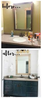 My Budget Friendly Bathroom Makeover   Reveal - Twelve On Main