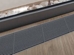 Ebenso gibt es aber auch noch die möglichkeiten einer. Bodenkonvektor Heizkorper Im Estrich Vor Terrassentur Bad Design Heizung Moderne Heizkorper Bad Design Heizleistung
