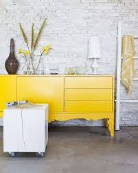 yellow furniture. Bright Yellow Furniture Decorating With For Clarity Relaxation And Happiness