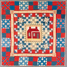 File:Quilt, 'House Medallion with Multiple Borders' LACMA M.87.226 ... & File:Quilt, 'House Medallion with Multiple Borders' LACMA M.87.226. Adamdwight.com