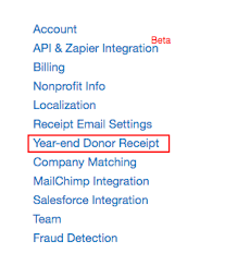 Receipt Email Template How To Edit Year End Receipts And Year End Emails Donorbox