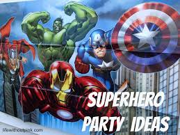 superheroes party invites superhero birthday party ideas with free printables life