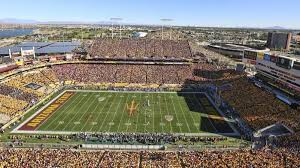 Arizona State Sun Devil Stadium Seating Chart Final Phase Of Construction Begins At Sun Devil Stadium