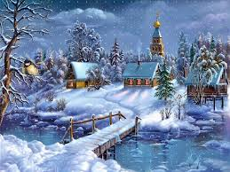 When installing the screensaver, it provides the option to installed the additional 3planesoft screensaver manager (checked by default), which is a program for managing various installed screensavers as well as provides the ability to quickly select. 43 Snowy Village Wallpaper On Wallpapersafari