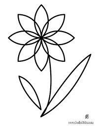 Small Picture Flower coloring pages Hellokidscom
