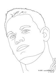 Small Picture Champion john cena coloring pages Hellokidscom