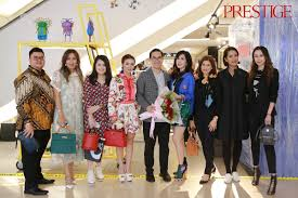 Shopping for Charity: Patrick Owen's SS19 Pop-Up Store at Plaza Indonesia -  Prestige Online - Indonesia
