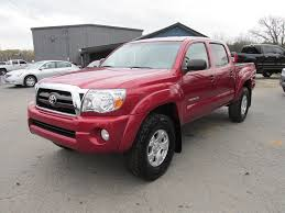 2006 Toyota Tacoma Pickup 4 Door In Tennessee For Sale ▷ Used ...
