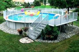 above ground swimming pool ideas. Small Above Ground Pool Ideas Swimming Pools