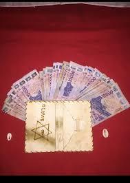 Portefeuille Magnétisé pour la richesse et la prospérité
