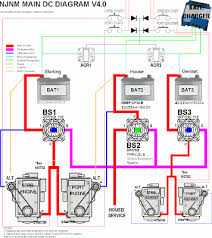 wiring diagram of generator set wiring image twin engine genset 3 batteries configuration page 2 on wiring diagram of generator set