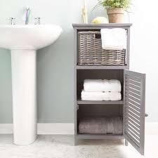 bathroom storage furniture. Bathroom Furniture And Storage. Grey Storage Unit R
