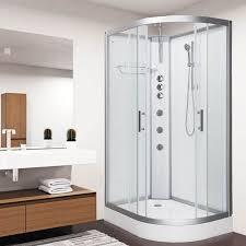 vidalux pure 1200mm x 800mm white left offset quadrant hydro shower cubicle 69210 p jpg