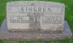 Ida Swanson Kingren (1864-1954) - Find A Grave Memorial