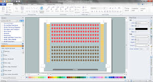 Seating Chart Software Mac Seating Plans Building Drawing Software For Design Seating