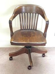 wooden swivel desk chair. Oak Desk Chair Uk Office Vintage Antique Barrel Wood Swivel Bankers Library . Wooden H