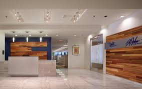 office lobby decor. Office Lobby Decorating Ideas. Check Out This Clean And Contemporary #lobby Designed By Our Decor O