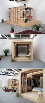 Living Spaces Bedroom Furniture Clever Way To Turn A Warehouse Into Multiple Private Living Spaces
