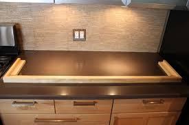 stunning under cabinet lighting installation