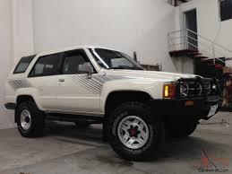 1987 Toyota 4Runner 4 Cyl Turbo